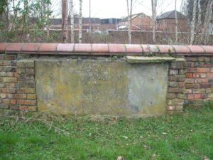 round chapel manchester foundation stone