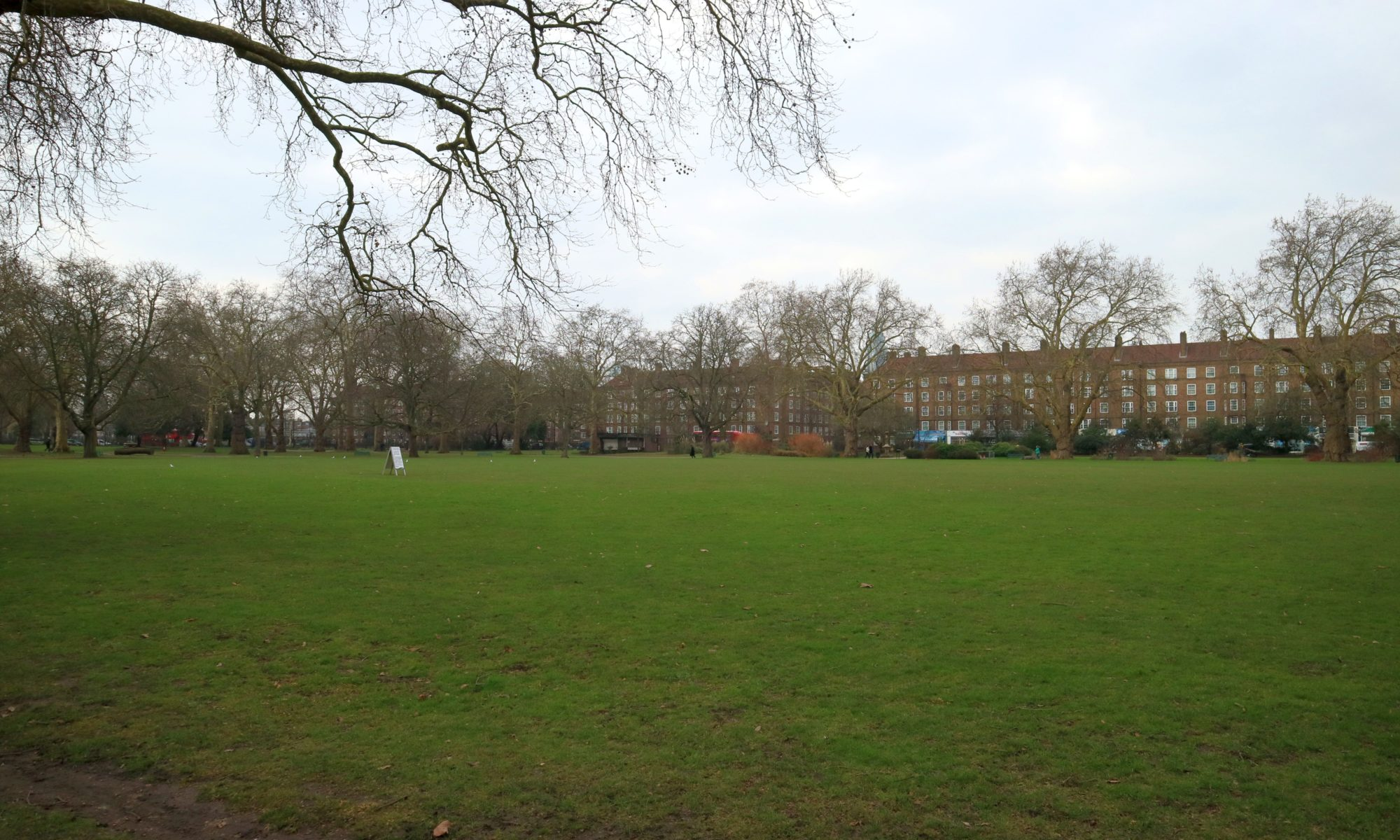 Kennington Park, 22 Feb 2018