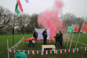 Kennington Chartist commemorations, 10 April 2018