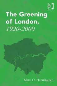 greening of london book