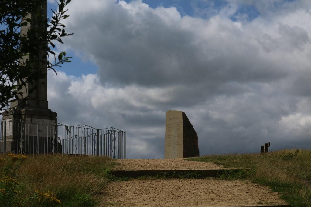 Tandle Hill memorial