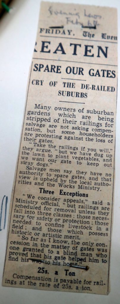 evening news 6 Feb 1942