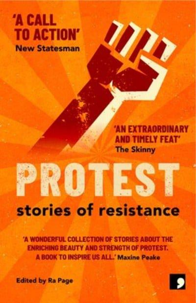 Protest cover
