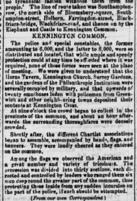 Northern Star 15 April 1848