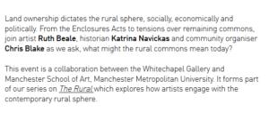 whitechapel debate
