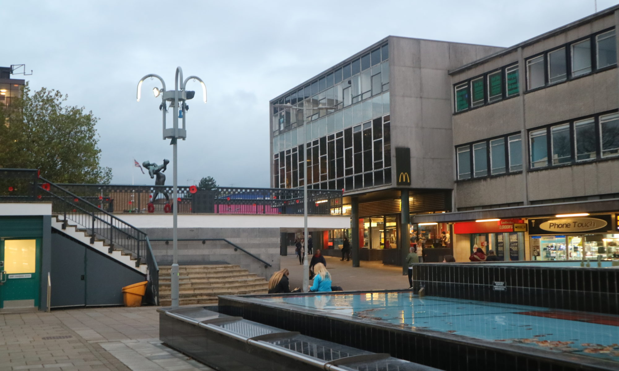 stevenage centre