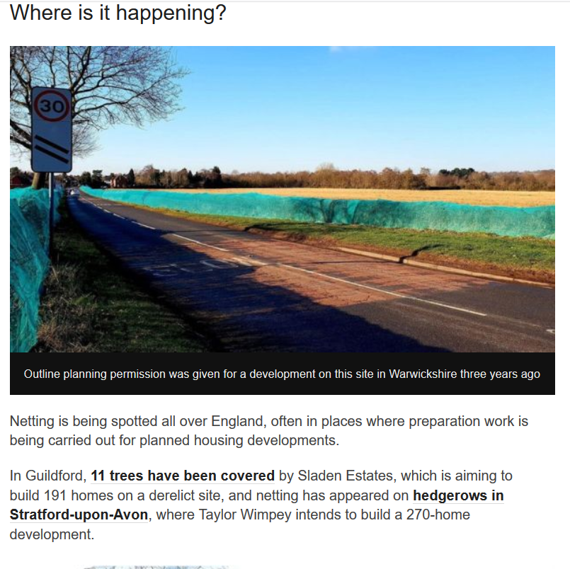 BBC news 'where is it happening'