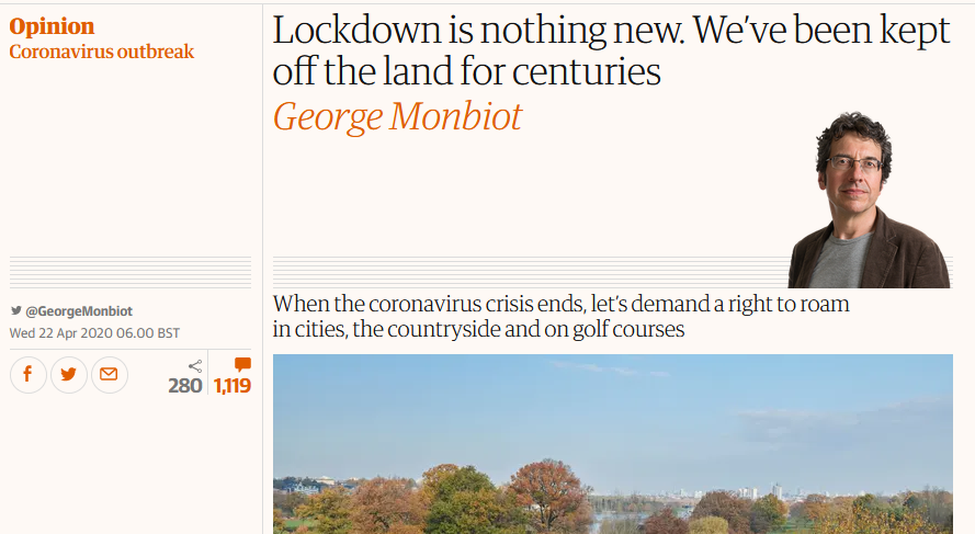 monbiot article