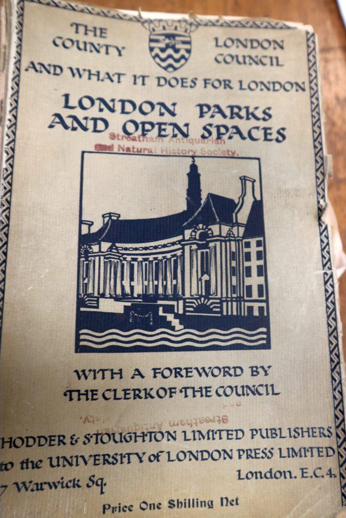 LCC pamphlet 1924
