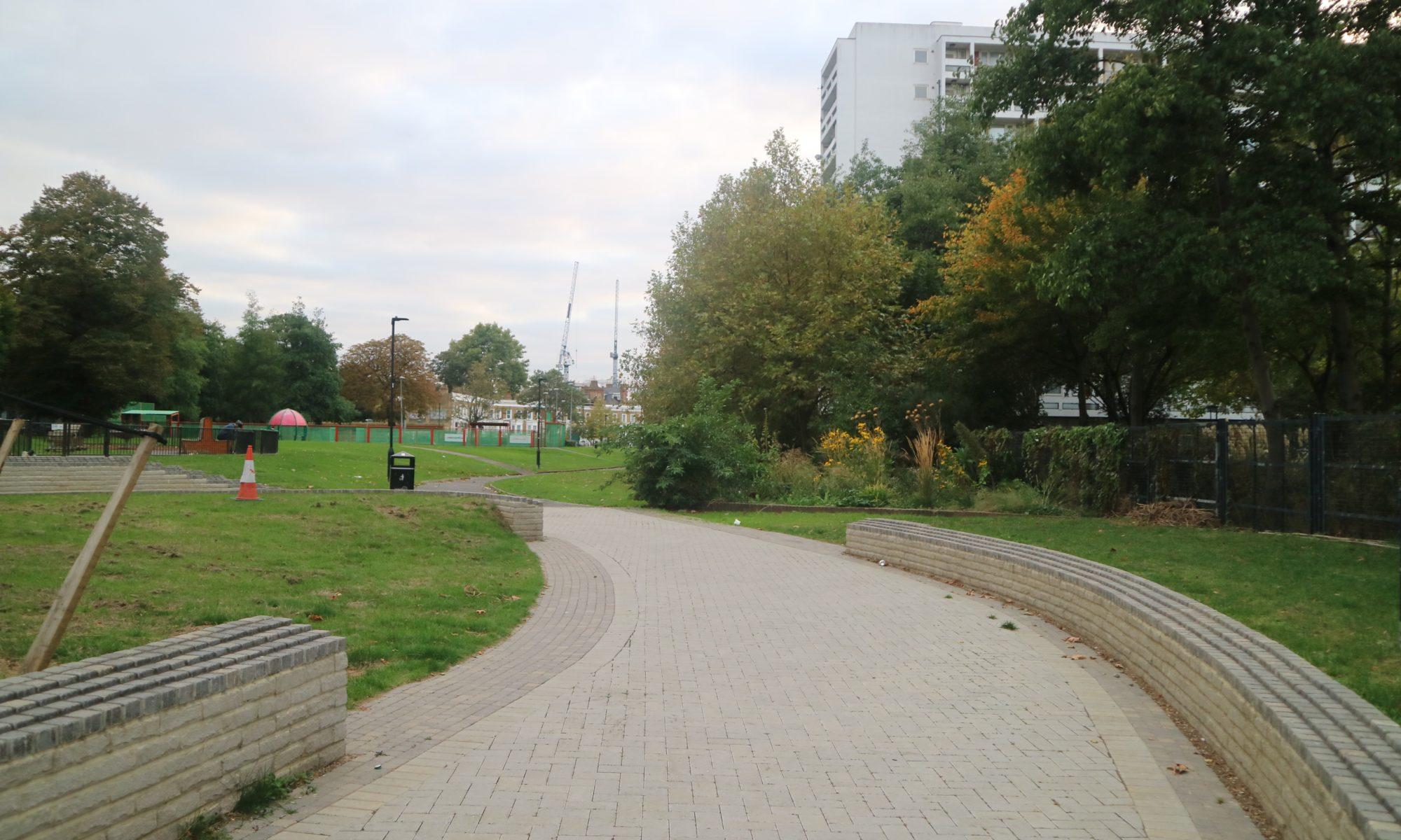 wyck gardens lambeth