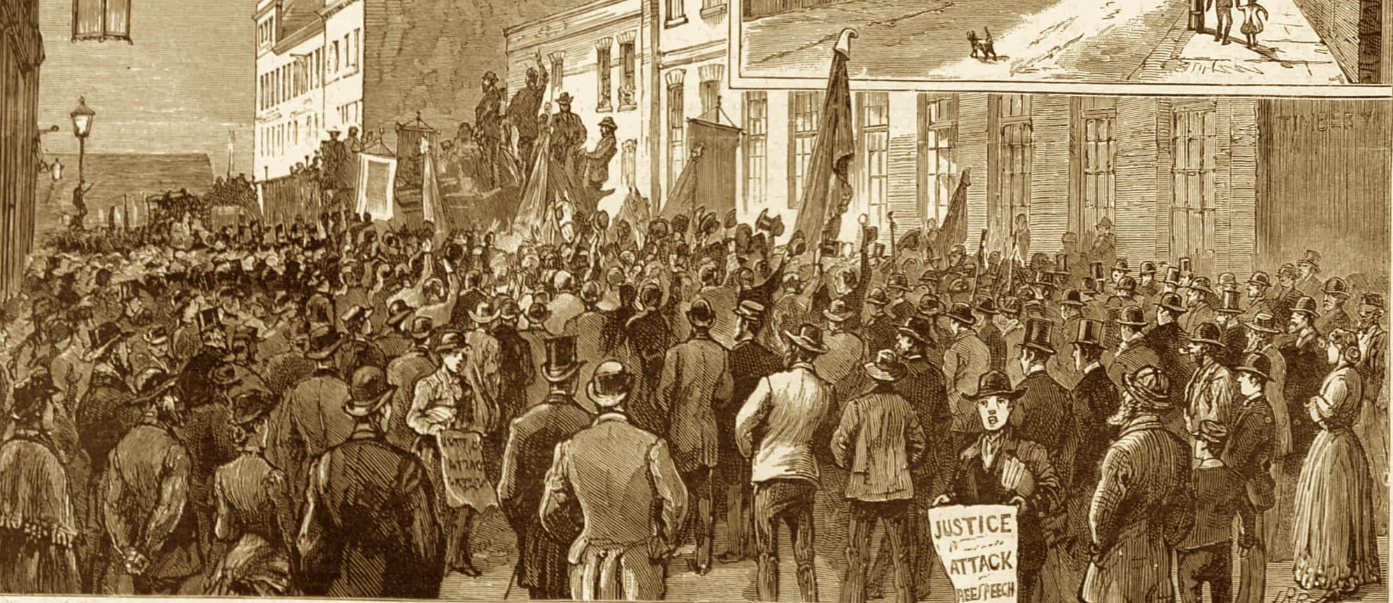 Dod Street limehouse 1888